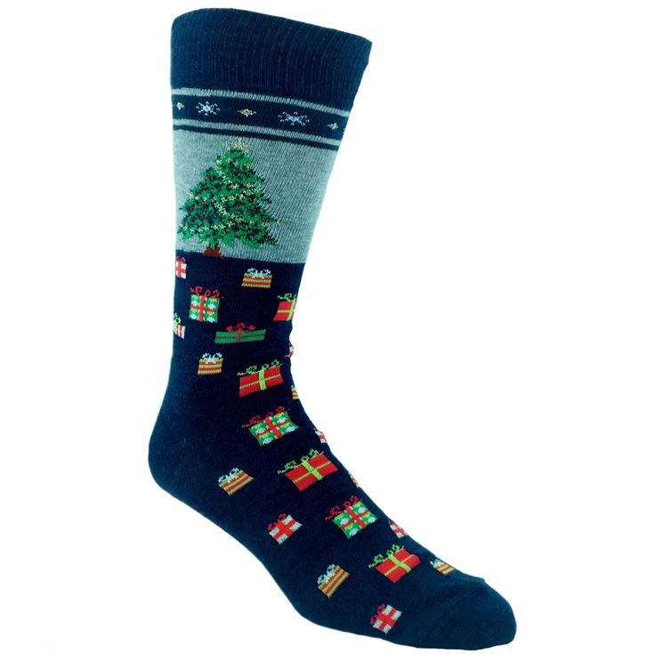 Are your socks as awesome as these Christmas Tree No...  @SockSpotStore.  http://www.thesockspot.com/products/christmas-tree-non-skid-socks-blue?utm_campaign=social_autopilot&utm_source=pin&utm_medium=pin
