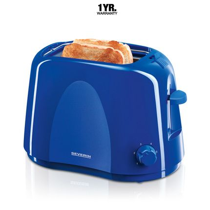 automatic toaster severin germany at2584 blue. Black Bedroom Furniture Sets. Home Design Ideas