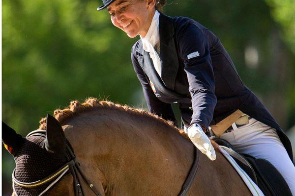 Beatriz Ferrer-Salat y Delgado .  El equipo español de Doma ha conseguido la clasificación para los Juegos Olímpicos de Rio de Janeiro al ser cuarto en el Campeonato de Europa.... https://www.facebook.com/pages/Foro-Horses/729255127151667