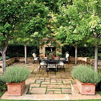 Garden Oasis Patio