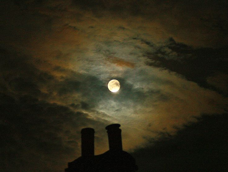 Earth's Moonlight | by John T Simm