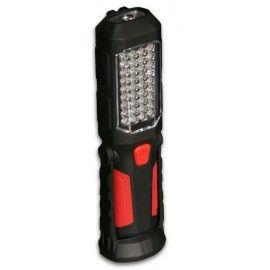 BRT IMPFL36R, 36 LED Pivoting Flashlight (3 AA/included) - IMPFL36R http://www.blackrocktools.com/brt-36-led-pivoting-flashlight-3-aa-included-impfl36r.html