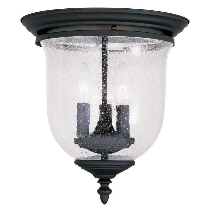 Livex Lighting Legacy Collection Ceiling Mount Light Fixture