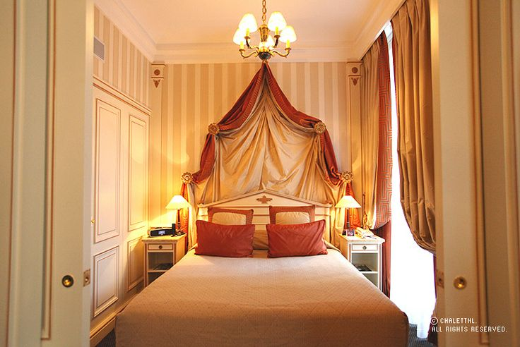 Hotel Napoleon, Paris, France.  Travel to France with Chalet Travel&Life  http://chalettnl.kr/120210650280