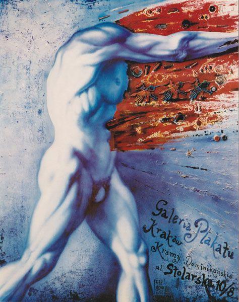 Żebrowski Leszek, Galeria Plakatu II