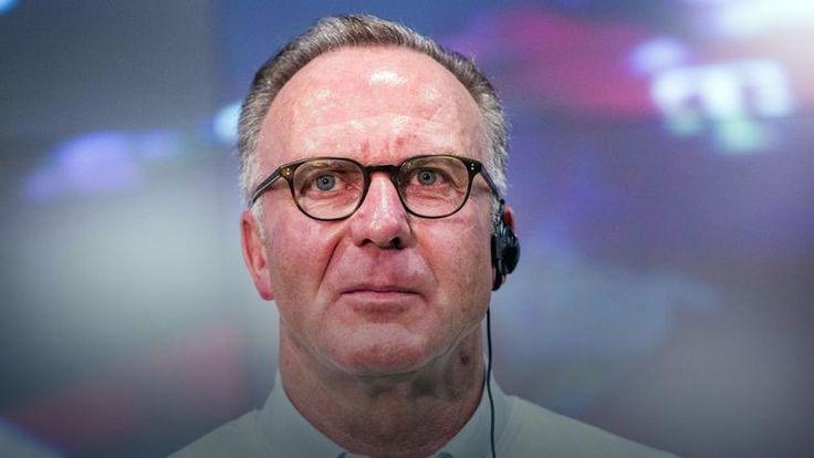 Karl-Heinz Rummenigge: rzut oka na kontrakt Lewandowskiego pozwala nam zachować spokój