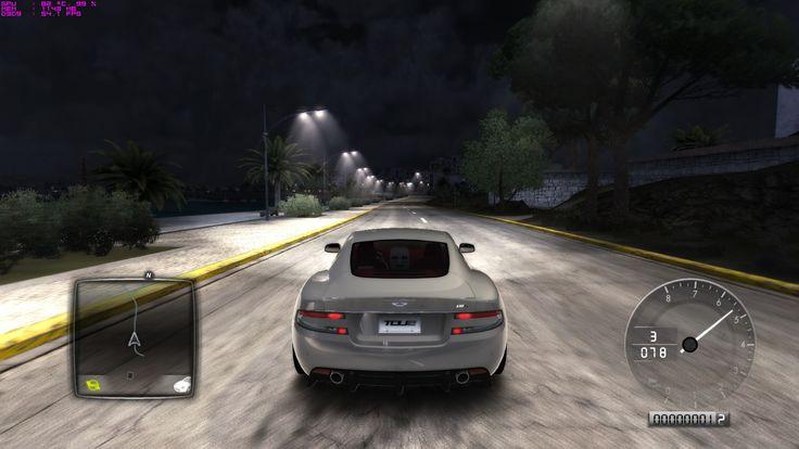 Test drive unlimited 2 beta