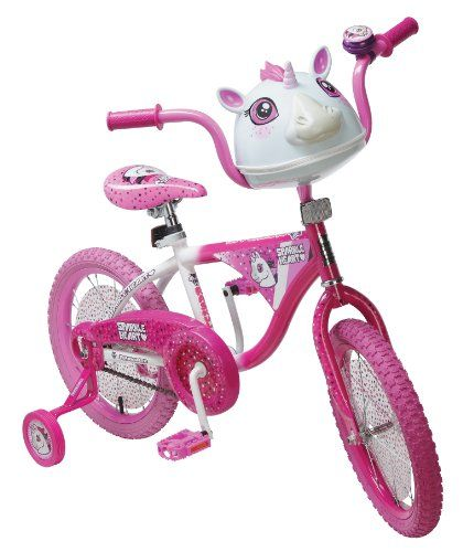 Special Offers - Raskullz Youth Unicorn Bike with Glovebox White 16-Inch - In stock & Free Shipping. You can save more money! Check It (March 29 2016 at 08:02PM) >> http://cruiserbikeusa.net/raskullz-youth-unicorn-bike-with-glovebox-white-16-inch/