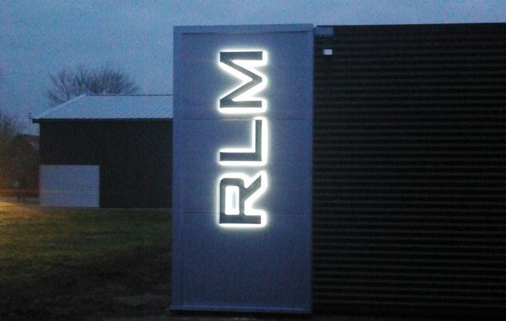 Lichtreclame RLM