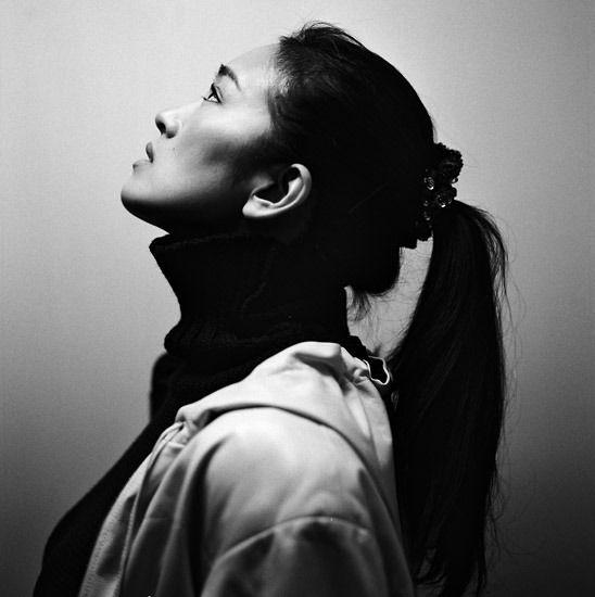 Gong Li (Photo © Nicolas Guérin) #profile #portrait
