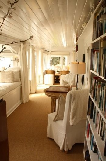 I could spend months and months in this space just reading my books!