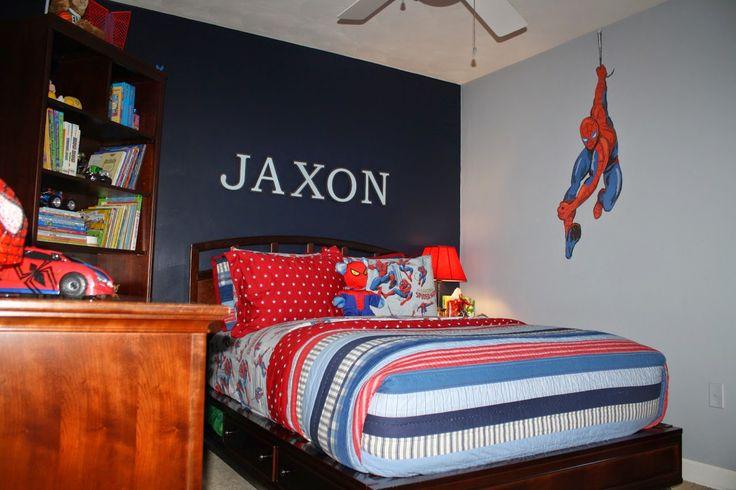 the 25 best spiderman bedrooms ideas on pinterest