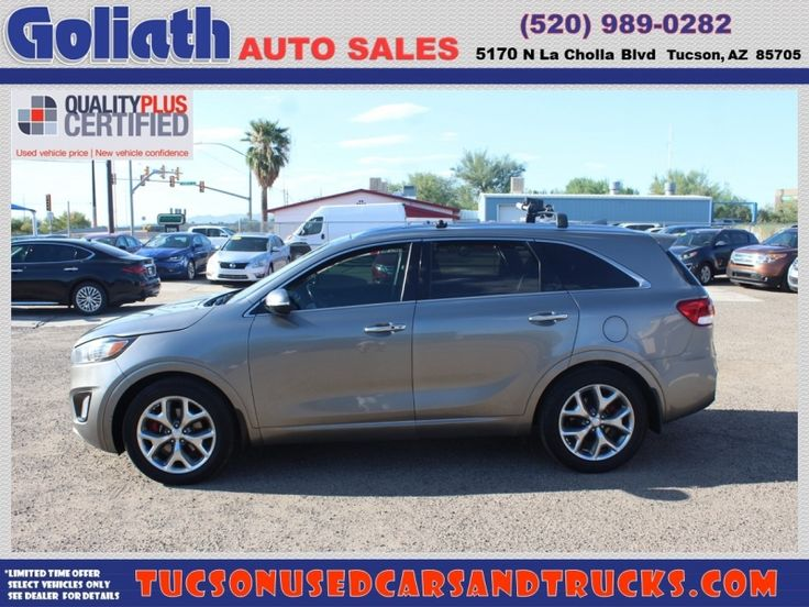 Pin On Used Cars Tucson