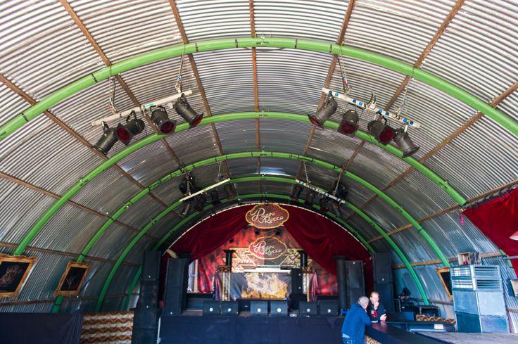 Festyland 2014 - Tents & Structrues / Romneyloods