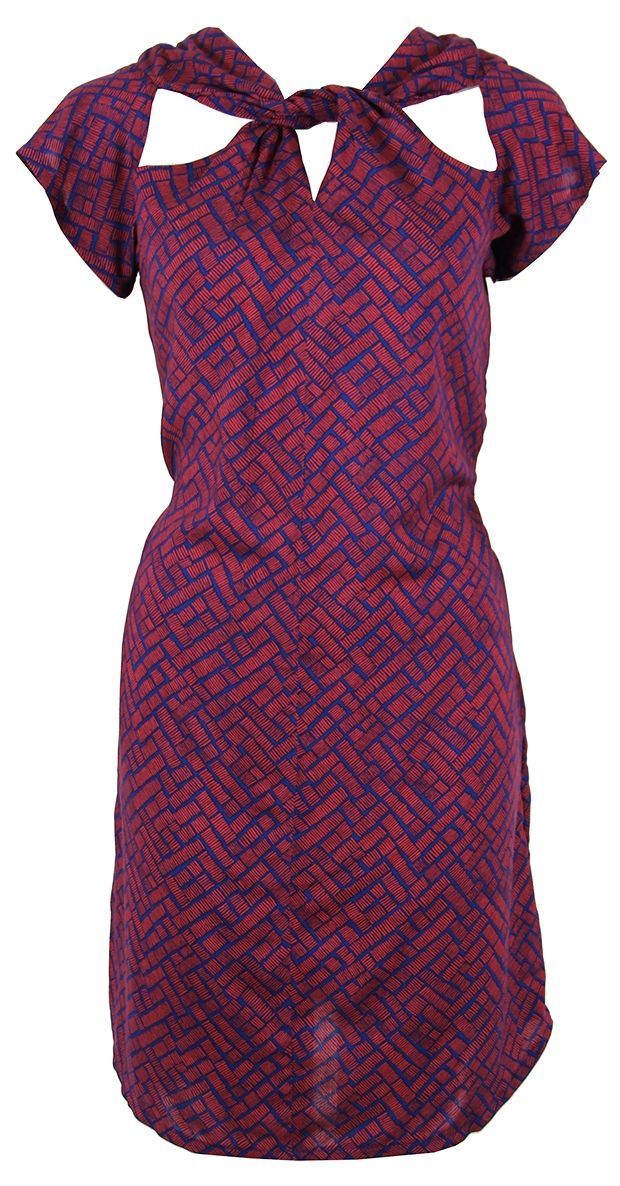 Morgan Dress - KILT Super New - NZ made and designed women's fashion and clothing -