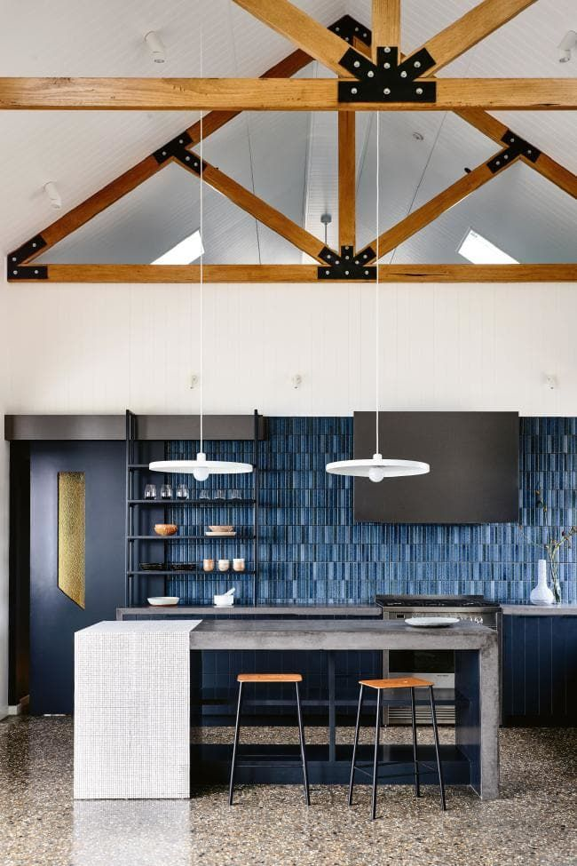 House Tour A Japanese Inspired Country Farmhouse In Victoria