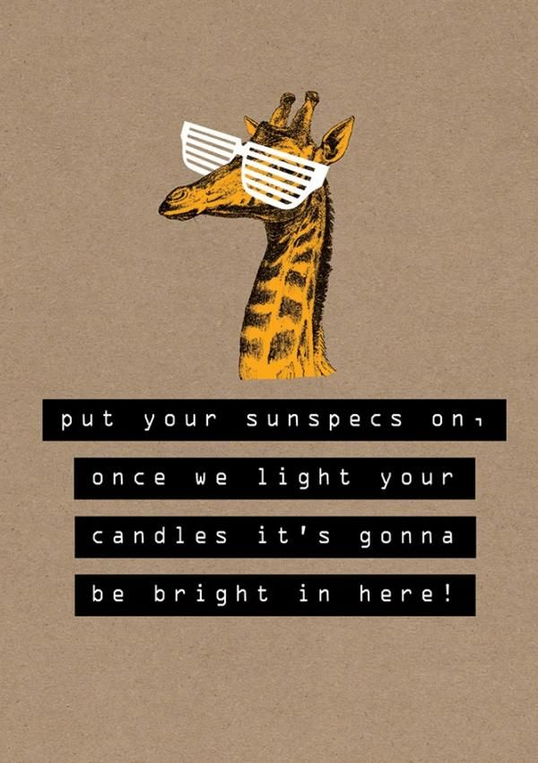 Bright in here | Cards from Postmark Online