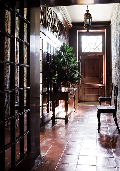 John Jacob Interiors - Vergelegen Manor House, Cape Town