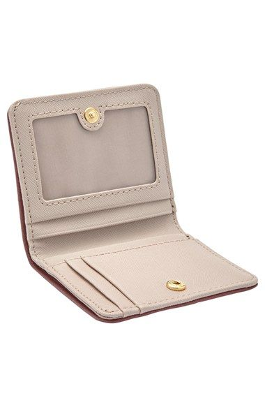 """Fossil 'Sydney' Bifold ((just using this photo, this is the style number for the one I want: SL6765P This wallet is only for the small """"orchid"""" or """"raisin"""" purse))"""