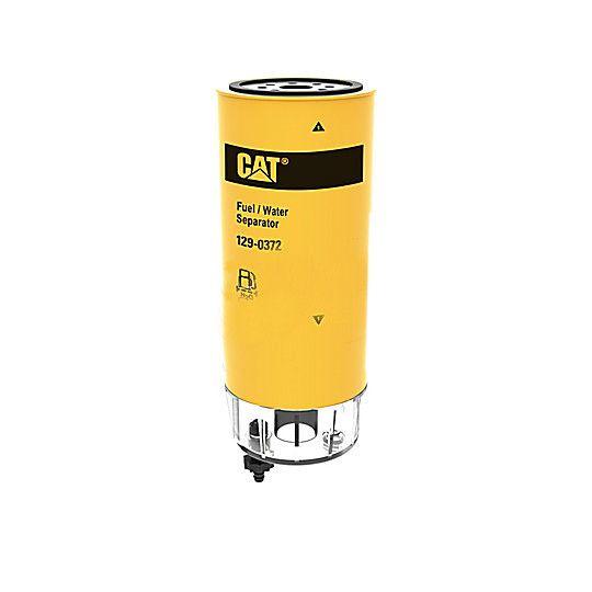 Caterpillar 129-0372 1290372 Fuel Water Separator Advanced High Efficiency