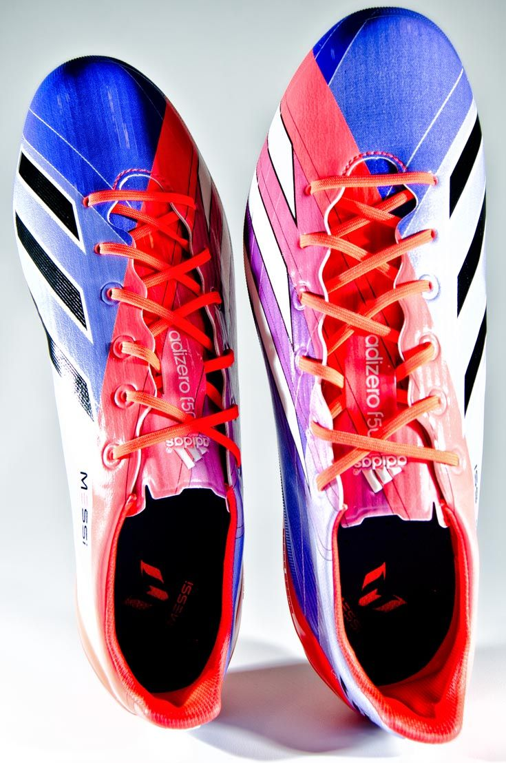 New adidas adiZero Leo Messi edition - Turbo with Purple