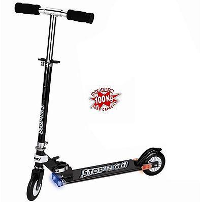 LINK: http://ift.tt/2kcDzpE - IL MIGLIORE MONOPATTINO PER GRANDI E PICCOLI #bambino #ragazzo #monopattino #giochi #giocattoli => Monopattino Scooter Stop'n Go Nero - 70 730 0006 - LINK: http://ift.tt/2kcDzpE