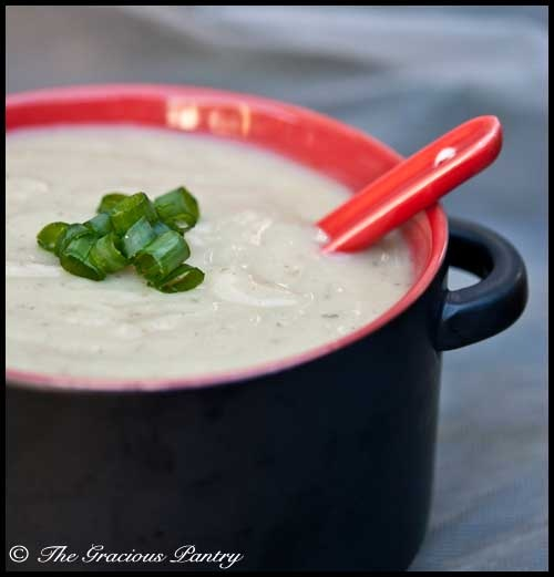 Clean Eating Potato Soup: Soups, Clean Eating Recipes, Cleanses, Food, Potatoes, Soup Recipe, Potato Soup