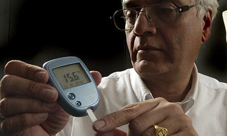 ANY medical advances make me giddy!!  Nanomedicines could one day replace the need for people with diabetes to carry out finger-prick tests to monitor their blood sugar levels. P...