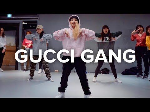 Gucci Gang - Lil Pump / Isabelle Choreography - YouTube