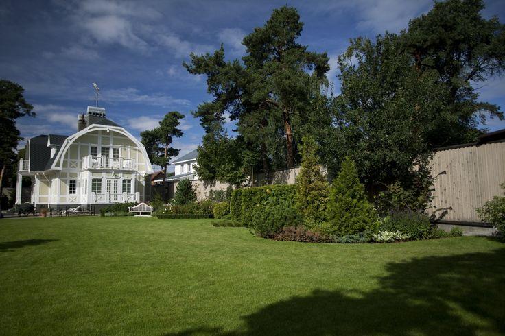 сад в саду. ландшафтное бюро МОХ