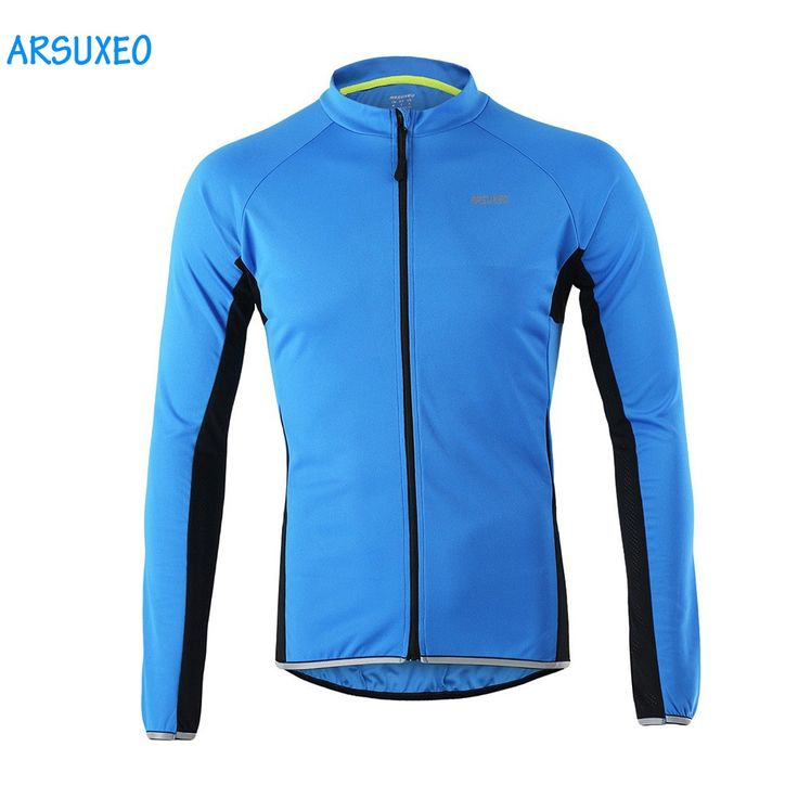 15.52$  Watch more here - ARSUXEO 2017 Cycling Jersey MTB Clothing Spring Summer Bike Bicycle Long Sleeves Shirts Bike Polyester Jersey    #magazineonlinebeautiful