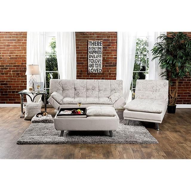 The Furniture of America Hauser II Futon gives you more than you could hope for in a piece of furniture. Las Vegas Furniture Online | LasVegasFurnitureOnline | Lasvegasfurnitureonline.com