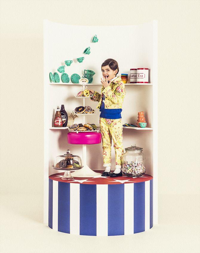 新しいアメリカ。新しいキッズファッション | MilK ミルクジャポン