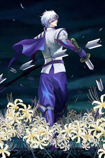 Takenaka Hanbei | Sengoku Basara | ♤ Anime ♤