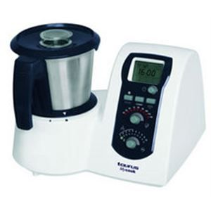Robot de cocina taurus 923001 mycook calentamiento inducción máx. 120ºc.