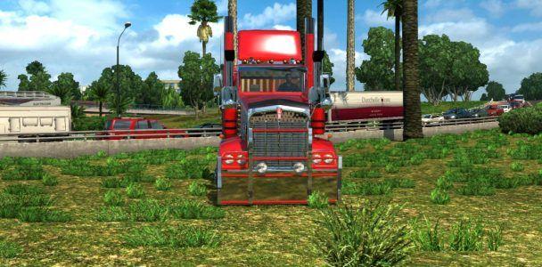 KENWORTH SAR T908 TRUCK MOD ATS 1 6 X Part 2 | American