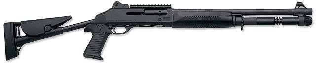 Benelli M4 Super 90 Tactical Shotgun See more gun pics on our Instagram…