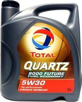 Cumpara ulei motor Total Quartz Future 9000 5W30 5L la un pret promotional! Intra si vezi!