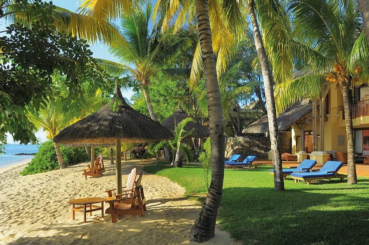 The 4 bedroom Presidential Villa at Paradis Hotel & Golf Club Mauritius.