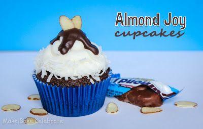 Recipe Share: Almond Joy Cupcakes | Sweets & Treats