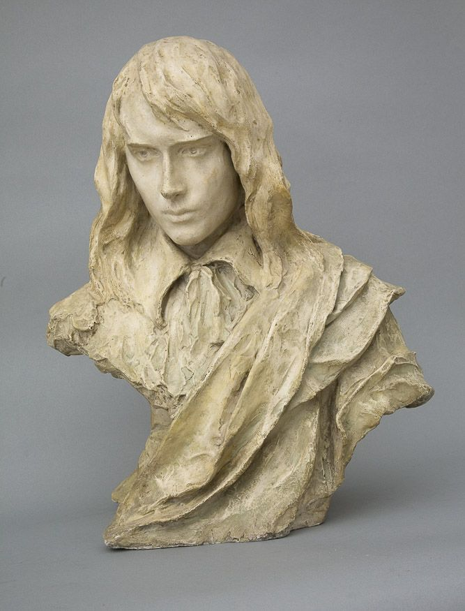 Luna Amalia Drexlerówna (1882 – 1933), Błękitny chłopiec