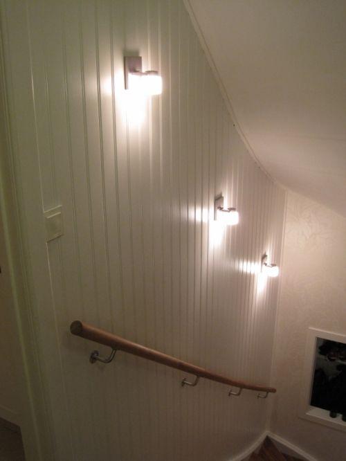 belysning i trappa - Sök på Google