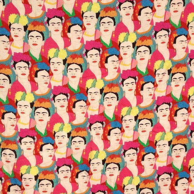 """""""Nuestra primera colección está inspirada en México; su magia, su cultura y su cocina #VivaMexicoCabrones #FridaKahlo"""""""