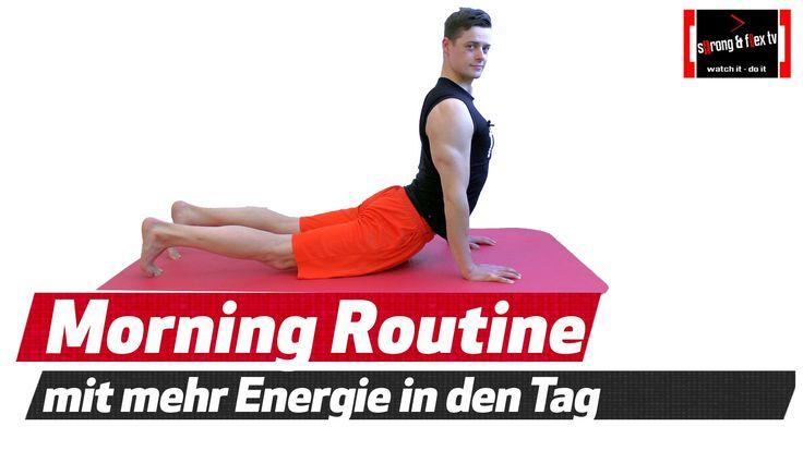 Diese Morning Routine ist nicht nur ein Energie - Booster, sie wird Dich auch transformieren...wenn Du Sie regelmäßig machst. Die 5 Tibeter und die 13 - fach...