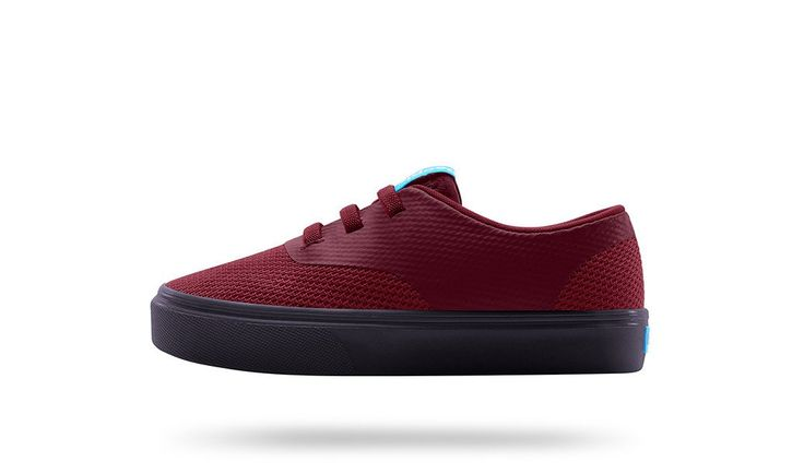 #TheStanleyKIDS in Highland Red / Really Black. #PeopleFootwear
