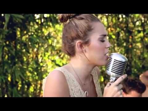 Miley Cyrus - Jolene - The Backyard Sessions (HD) I ...