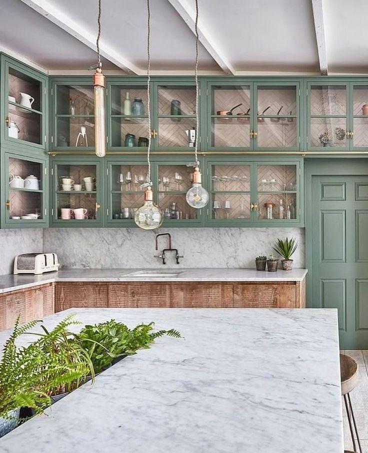 Kitchen Interior Wooden Kitchen Interior Wooden Kitchen Interior Italian Wood Kitchen Interio In 2020 Kucheneinrichtung Innenarchitektur Kuche Interior Modern