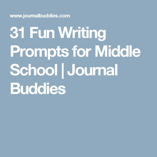 online writing assignments middle school Daily writing prompts creative writing prompts for every day of the year as always, the teacher's corner is looking for ways to make your life easier.