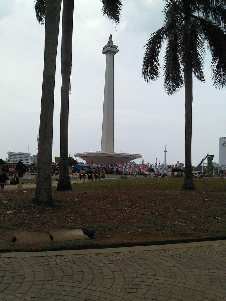 Monumen Nasional, Jakarta Indonesia