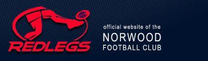 Website Header for Norwood FC